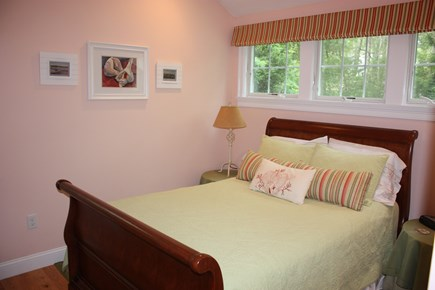 Wellfleet Cape Cod vacation rental - Another 3rd floor bedroom with full-size bed.
