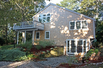 Wellfleet Cape Cod vacation rental - Hidden Hollow Cottage in Wellfleet, MA.
