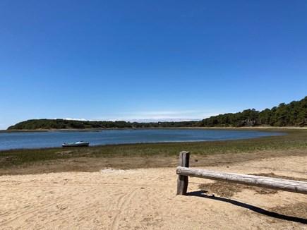 Wellfleet Cape Cod vacation rental - Paine Hollow Township Landing, 400 yards away