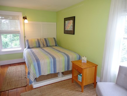 Eastham Cape Cod vacation rental - Upstairs queen bedroom with private bath