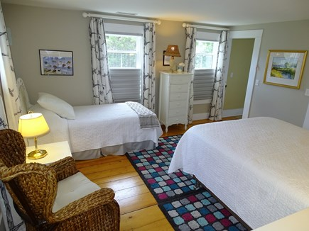 Eastham Cape Cod vacation rental - Queen bedroom also includes a twin bed