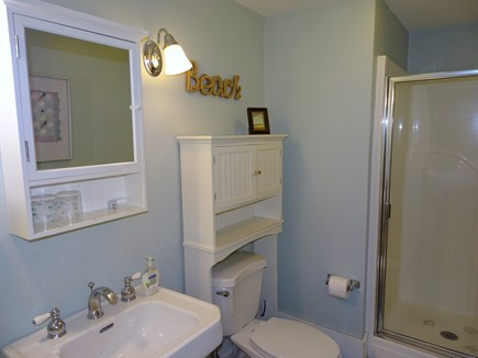 Eastham Cape Cod vacation rental - One of two bathrooms upstairs