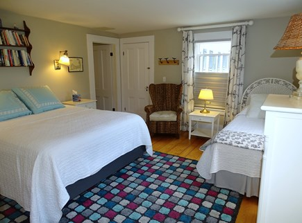 Eastham Cape Cod vacation rental - Another Upstairs queen bedroom with private bath