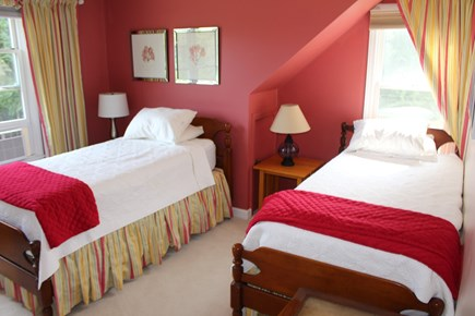 East Orleans Cape Cod vacation rental - Main house - 2nd floor Bedroom