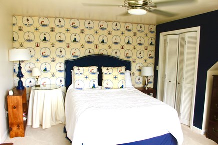 East Orleans Cape Cod vacation rental - Main house - 2nd Floor Bedroom Queen