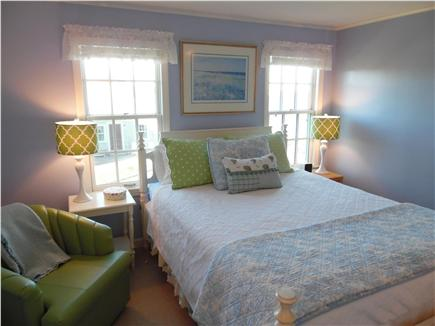 Barnstable Village Cape Cod vacation rental - 1 of  2 Queen bedrooms, with comfortable beds and pretty linens