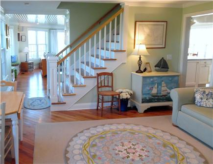 Barnstable Village Cape Cod vacation rental - Hang out and do a jig-saw puzzle in the sunny entry den