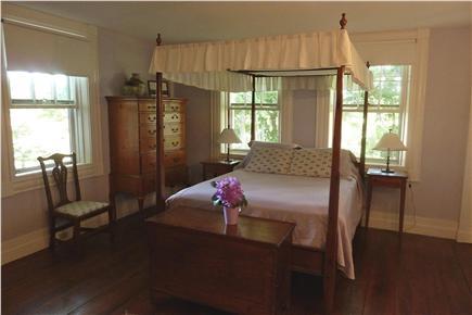 Truro Cape Cod vacation rental - 1st Floor Master Bedroom