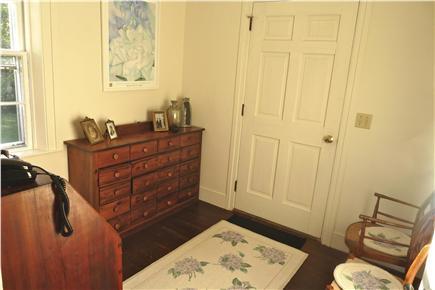 Truro Cape Cod vacation rental - A small office