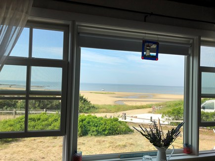 Wellfleet Cape Cod vacation rental - One of two oceanfront views