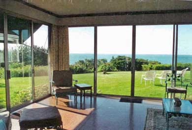 Woods Hole Woods Hole vacation rental - Inside but outside