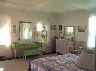 Woods Hole Woods Hole vacation rental - Romantic master bedroom