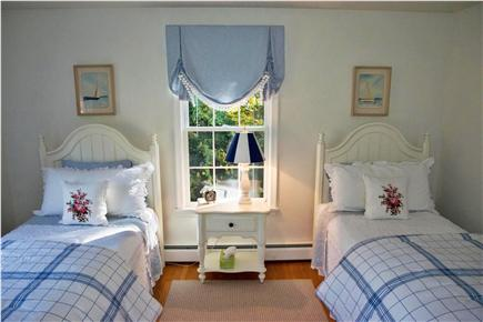 Osterville Osterville vacation rental - Twin-bedded room with large custom double closets