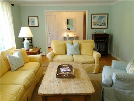 Osterville Osterville vacation rental - Comfortable living room sofas, room to relax