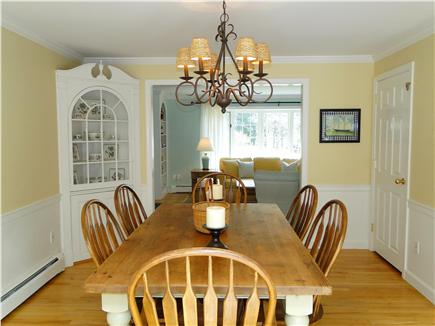 Osterville Osterville vacation rental - Gather inside or out for a meal