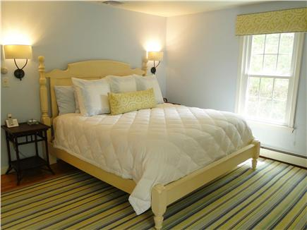 Osterville Osterville vacation rental - Master bedroom with King, private bath