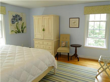 Osterville Osterville vacation rental - Master armoire houses cable TV/DVD combo