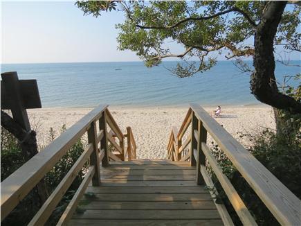 Brewster Cape Cod vacation rental - Sandy, private neighborhood beach, just east of Breakwater Beach