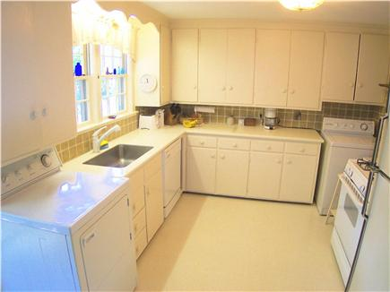 Brewster Cape Cod vacation rental - Fully equipped kitchen includes washer and dryer
