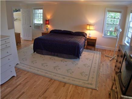 Brewster Cape Cod vacation rental - Main level, very large MBR with king size bed
