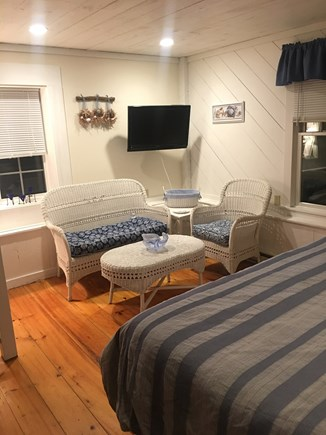 New Seabury, Mashpee, Poppy New Seabury vacation rental - 5BR: King Suite with New Furniture, Memory Foam Bed and HDTV