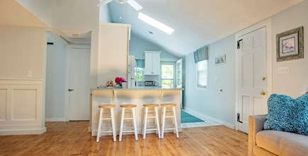 New Seabury, Mashpee, Poppy New Seabury vacation rental - 5BR: Eat in Kitchen Area w/ Breakfast Bar