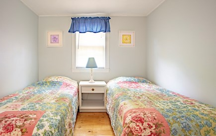 New Seabury, Mashpee, Poppy New Seabury vacation rental - 5BR: Twin Bedroom
