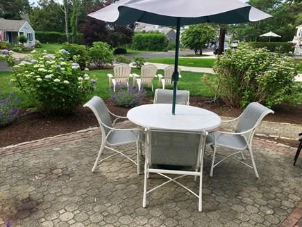 New Seabury, Mashpee, Poppy Cape Cod vacation rental - 3BR Patio and Gardens