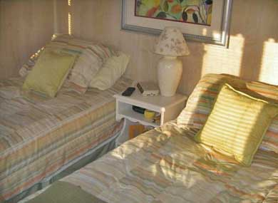 Dennis Cape Cod vacation rental - Twin-bedded room