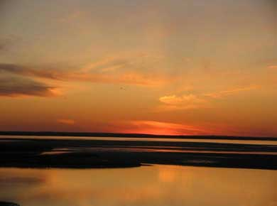 Dennis Cape Cod vacation rental - Sunset