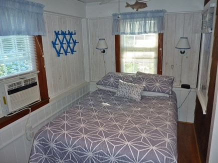 Dennis Port Cape Cod vacation rental - Full Bedroom w/AC