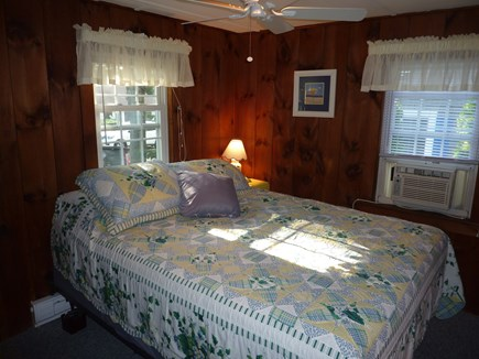 Dennis Port Cape Cod vacation rental - Queen Bedroom w/AC