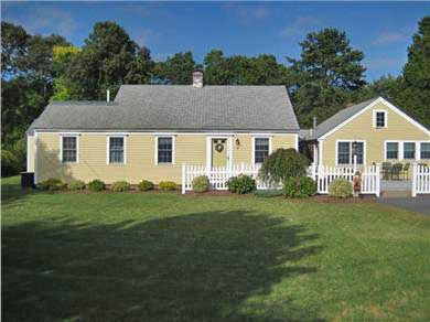 Harwich Port Cape Cod vacation rental - Harwich Vacation Rental ID 16208