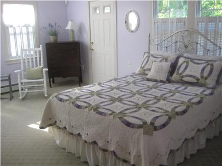 Harwich Port Cape Cod vacation rental - Master bedroom - queen