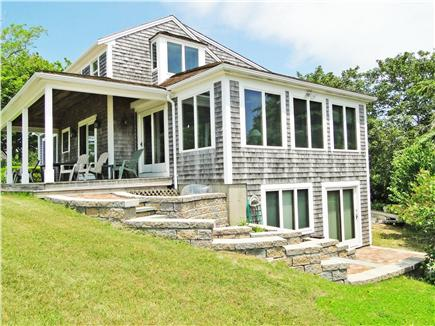 Chatham Cape Cod vacation rental - Spend your vacation on the front porch, relaxing amidst the water
