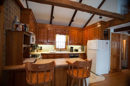 Chatham Cape Cod vacation rental - Well stocked kitchen with breakfast bar