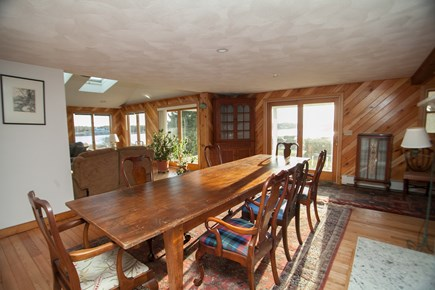 Chatham Cape Cod vacation rental - Dining room and living room