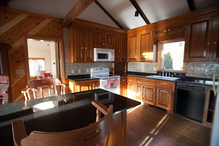 Chatham Cape Cod vacation rental - Newly renovated kitchen