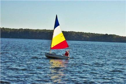 Brewster Cape Cod vacation rental - Enjoy the water on kayak, sail boat, or wind surfer- we do!