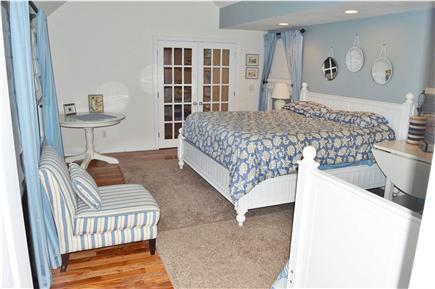 New Seabury New Seabury vacation rental - Huge master suite with King & Casablanca fan & California Closet