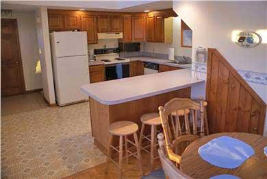 West Dennis Cape Cod vacation rental - Kitchen