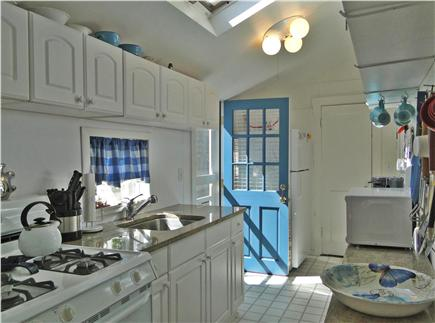 Falmouth Heights Cape Cod vacation rental - Bright, clean kitchen area