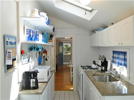 Falmouth Heights Cape Cod vacation rental - Lots of beachy dishes, art work around the house