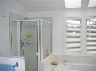 Truro Cape Cod vacation rental - Master Bath