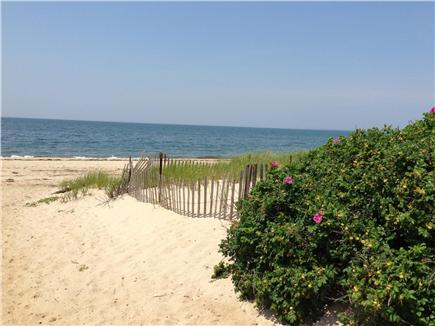 Truro Cape Cod vacation rental - Fisher Beach- entrance
