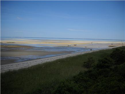 Brewster Cape Cod vacation rental - Private Bayside Pilgrim Pines Beach just 200 yards away!