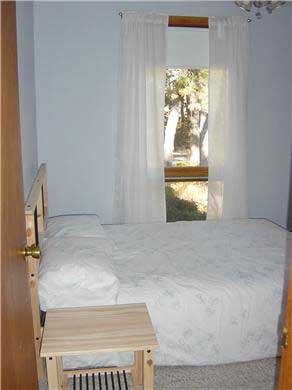 Wellfleet Cape Cod vacation rental - Second Bedroom with Double Bed