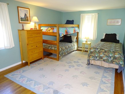 Centerville Centerville vacation rental - Large bunk bed room upstairs – sleeps three