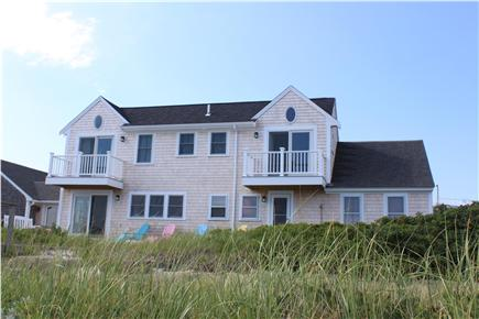 West Yarmouth Cape Cod vacation rental - 4 Bedroom, 3 bath home directly on a private beach