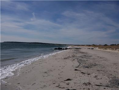 West Yarmouth Cape Cod vacation rental - Private beach on Nantucket Sound just steps away